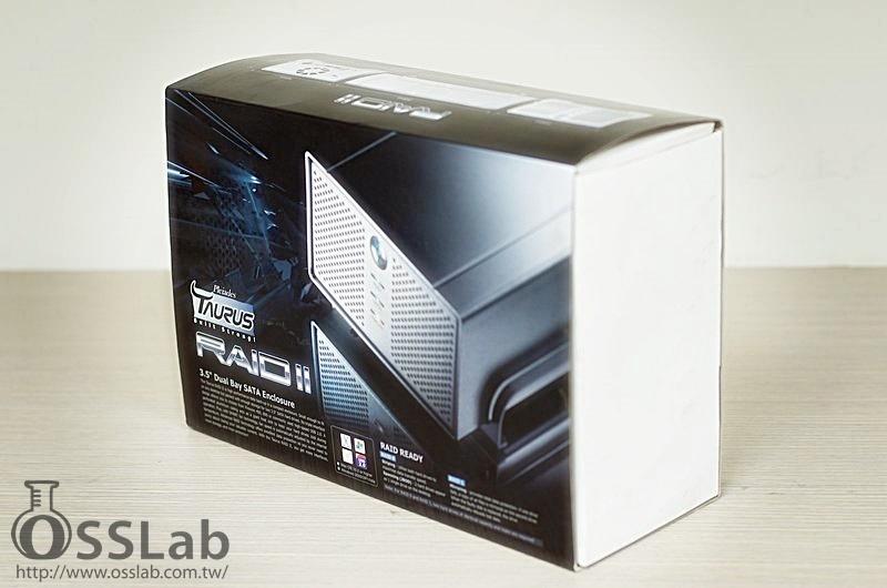 Taurus RAID II 2bay