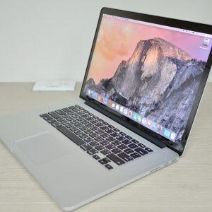 MacBook Pro Retina 15″ 2013 ∣ i7 2.0GHz ∣ 8G ∣ 512G SSD