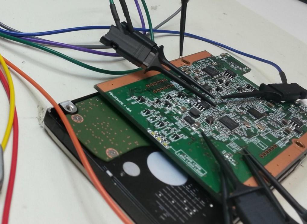 自製Thunderbolt To PCIe 轉換器