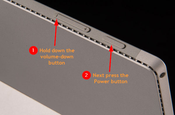 Surface系統排錯與還原方法
