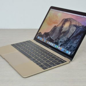 MacBook Retina 12″ 2016 ∣ Core M3 1.1GHz ∣ 8G ∣ 256G SSD