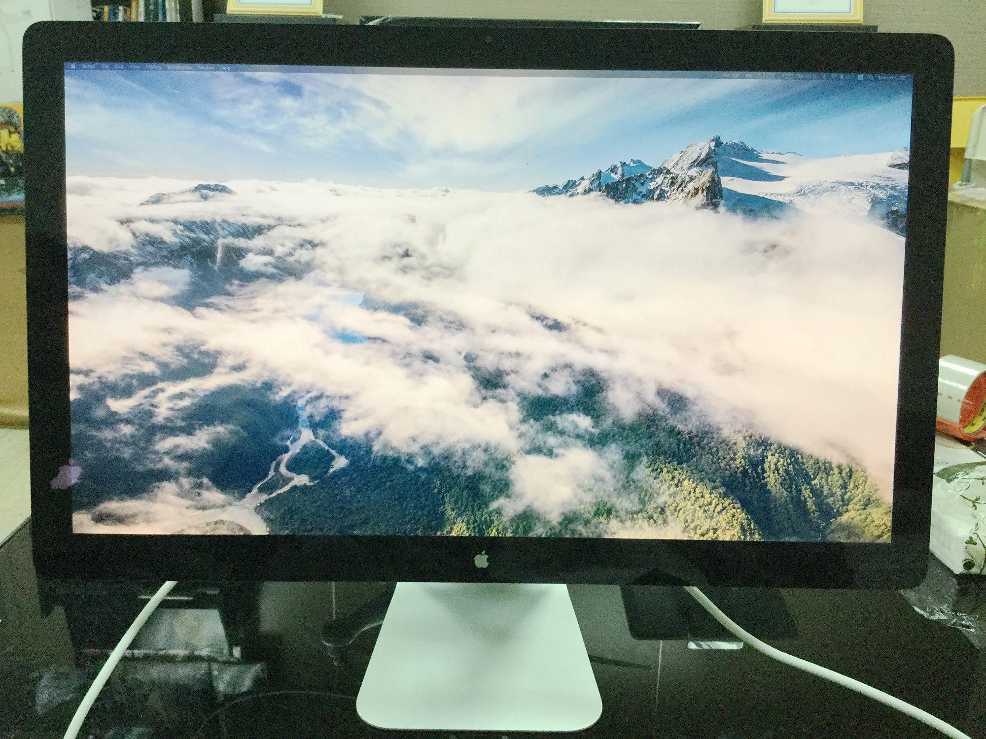 Apple螢幕