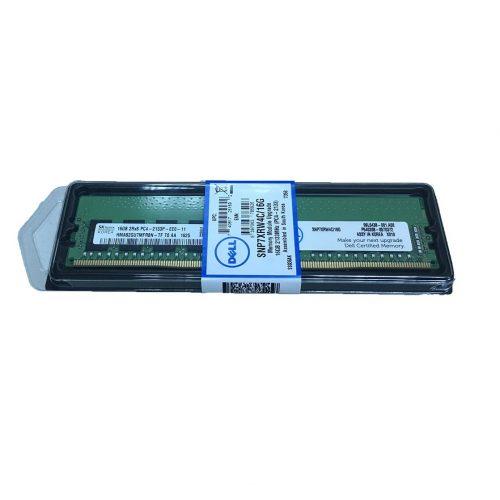 DELL全新原廠貨 ECC DDR4-2133 16GB 記憶體 一般電腦可用
