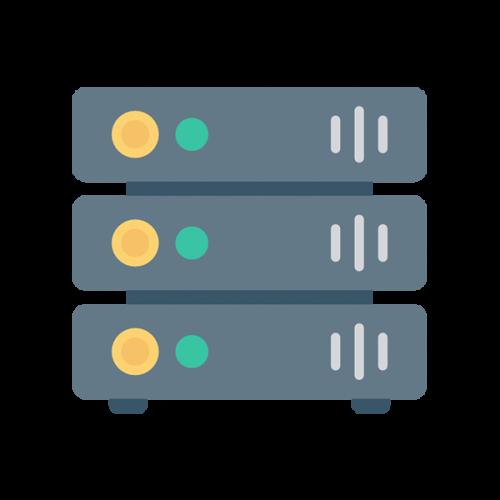 Server主機與零件