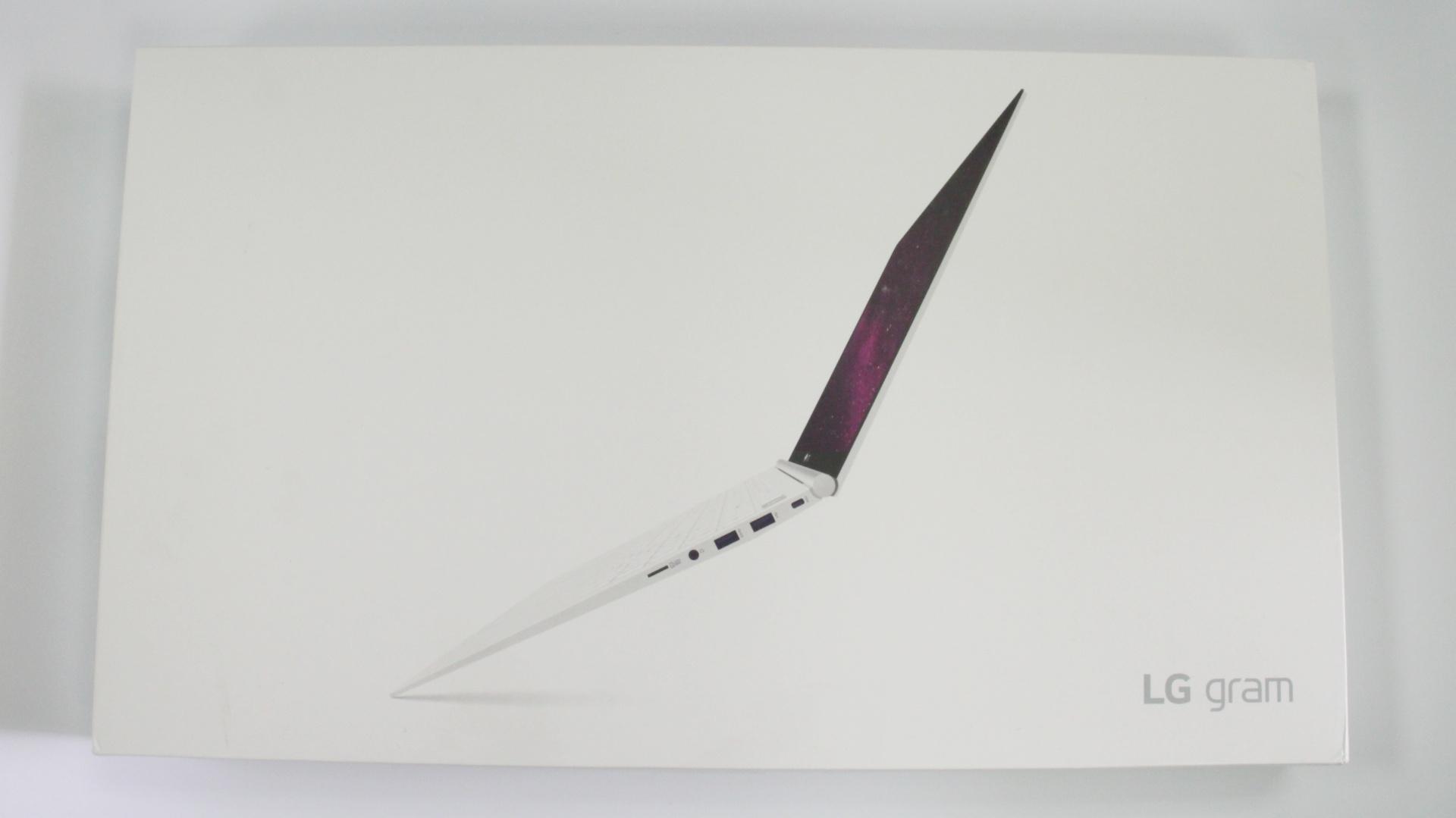 介紹LG GRAM 15Z980 筆電測試與改裝