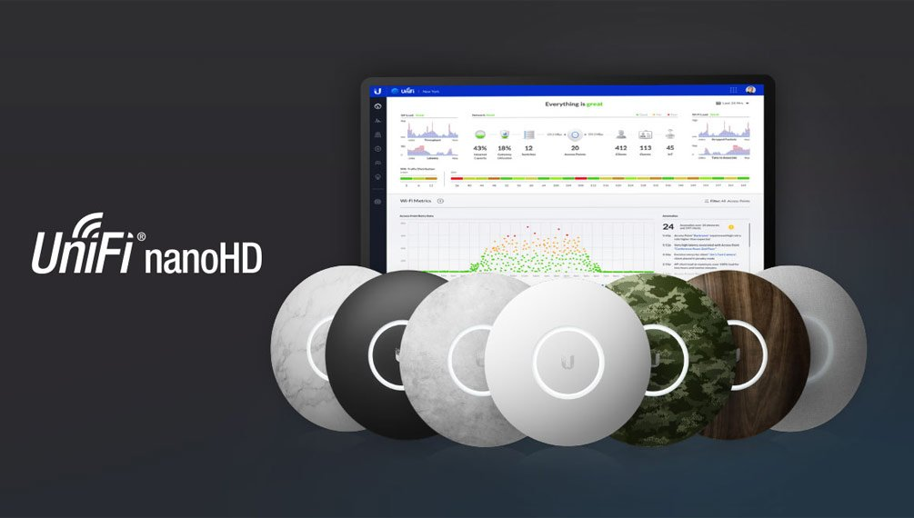 Unifi AC Pro,HD,SHD,nanoHD,XD實測效能比較