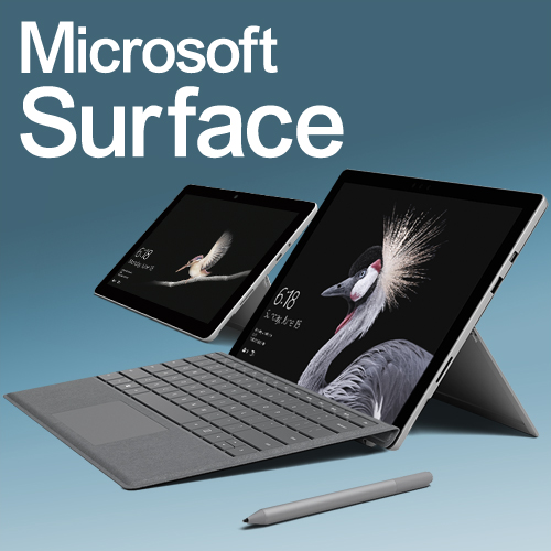 Microsoft Surface 平板筆電