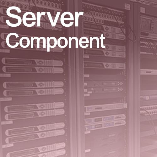 Server 伺服器主機與組件