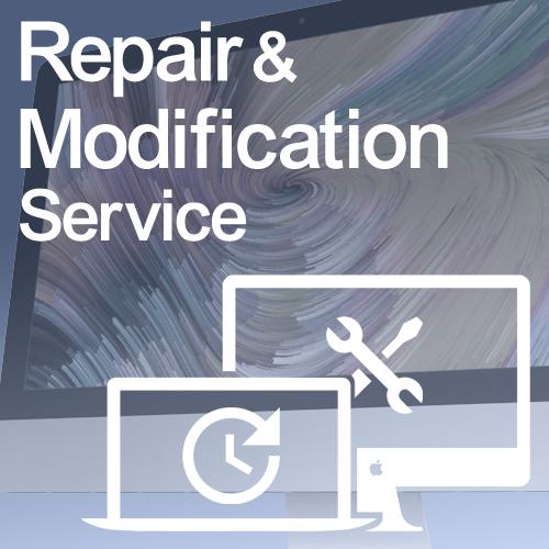蘋果電腦 維修與改裝服務