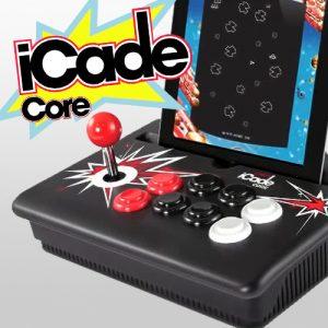 iCade (iPad電玩搖桿/遊戲機台底座)