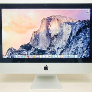 [iMac 21.5″] 薄款 2012 (共三台)