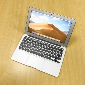 [MBA 11″ 8G RAM高階客製款] MacBook Air 11″ i5-1.6GHz (2015) (only 1 left)