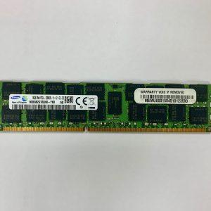 Samsung 16G DDR3 12800(1600)/ 8500 ECC REG