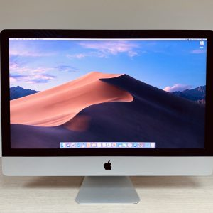 """[降] """"輕損出清"""" iMac 27″ 薄款(共2台)- 限時刷卡分期不加收"""