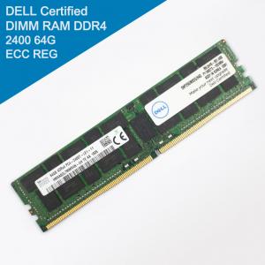 [3年保固] DELL全新原廠貨 ECC REG DDR4-2400 64GB 伺服器專用記憶體 (裸裝)