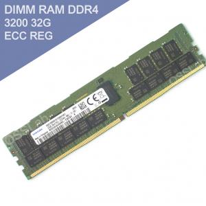DIMM RAM DDR4 3200 32G ECC REG 伺服器專用記憶體 (Samsung全新品)