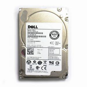 DELL 2.5吋 SAS 600G 10000轉 HDD硬碟 – ST600MM0006